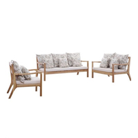 布艺白蜡木沙发-简约小户型沙发